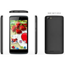 CPU Mtk 6580 1.3G, Android 5.1, 5.0 Zoll HD 1280 * 720 IPS, GPS-intelligentes Telefon