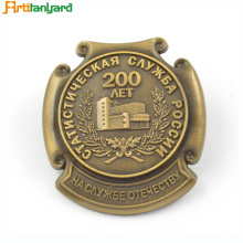 Factory Customized Metal Badge