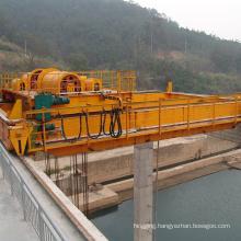 hydro power station electric gate hoist winch