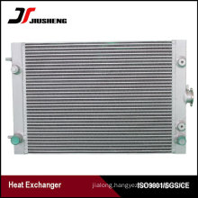 Brazed Water Radiator For Hyundai R60-9 Heat Exchanger