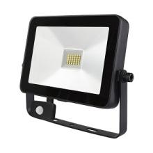 CE & RoHS & ERP certificado Apple serie--Sensor de 50W la luz de inundación delgado