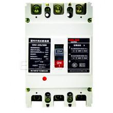 Disjoncteur moulé de cas électrique d'installation électrique de 100A 3 Pole 4 Pole