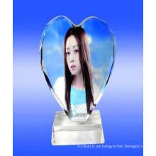 Fotos personalizadas de marcos de fotos de cristal de impresión