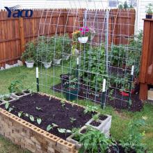 Malla de alambre soldada galvanizada para invernaderos de patio trasero