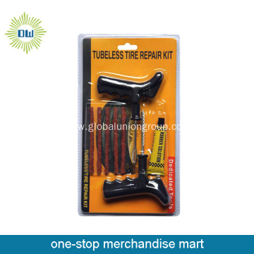 Emergency Tubeless Tire Repair Kit
