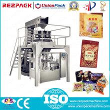 Máquina de embalaje de las melcochas del sellado de los pescados de grano automáticos (RZ6 / 8-200 / 300A)