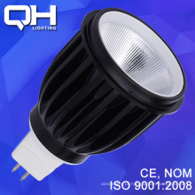 COB lâmpadas de LED MR16 3W Gx5.3/Gu5.3/Gu10
