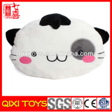 cat shaped stuffed plush pets pillows in the shape of cat