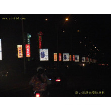 Digital Printing Reflective Film for Advertisement