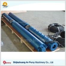 Agujero de perforación profunda Bomba de agua sumergible de alta presión multietapa 60Hz