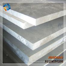 Plaques en aluminium série 5000 pour pièces métalliques