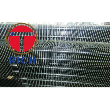 ASTM A 179 carbon steel finned