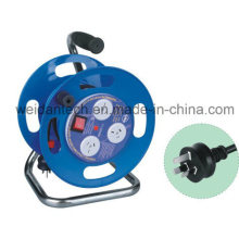 Heavy Duty Australian Power Cord Reel