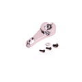 1:5 CNC aluminium direction bras corne