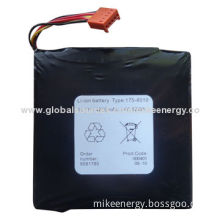 Lithium-ion Battery Pack with 11.1V Nominal Voltage and 4,200mAh CapacityNew