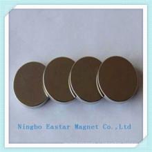 Редкоземельных постоянного магнита с никелевым покрытием