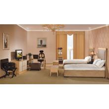 Conjuntos de móveis de quarto de hotel confortável