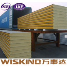 New Top Quality PU Sandwich Panel for Wall and Roof