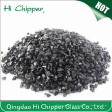 Paisagismo Copos de vidro Black Squash Glass Mirror Scraps