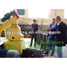 Yugong Biomass Briquette máquina hizo pellets de madera para la quema