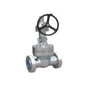 Reka bentuk port penuh Cast Steel Gate Valve