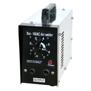 Электрическая сварочная машина переменного тока (BX6-160A)