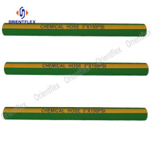 Sulfuric acid braided chemical hose