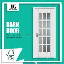 JHK-G24 Glass Office Door Bathroom Shower Glass Door Glass Door For Wooden Frame