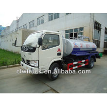 Dongfeng FRK 3-4t small fecal truck,fecal suction truck