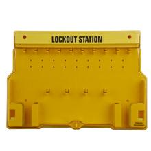 Sicherheitsaussperr-Tagout-Station