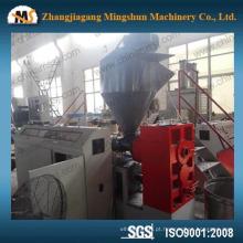 Máquina de granulação de sucata de PVC macio cortada a quente