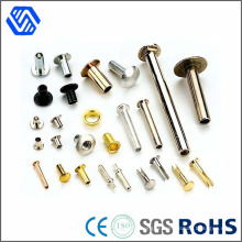 Brass Steel Round Head Hollow Rivet