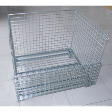 Wire Mesh Storage Cage Container