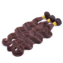 5А класс необработанные Виргинских бразильских волос объемная волна