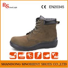 Облегченные ботинки безопасности с сертификатом RS729 се