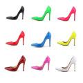 2016 nuevos zapatos clásicos de señora Dress Shoes del alto talón de la manera (s21)