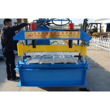 Trapezoidal Roofing Sheet Machine with Filming System