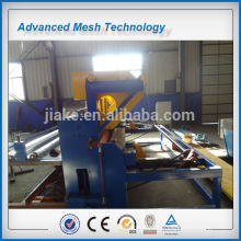 3-6mm wire coil block roll welded wire mesh machine China factory
