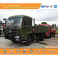 Dongfeng RHD 4X4 210hp 7-8tons military cargo