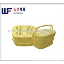 injection moulding for plastic picnic basket,for basket lid
