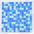 Mosaic Tiles Blue Glass Mosaic for Swimming Pool Building Material