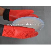 Microwave oven glove