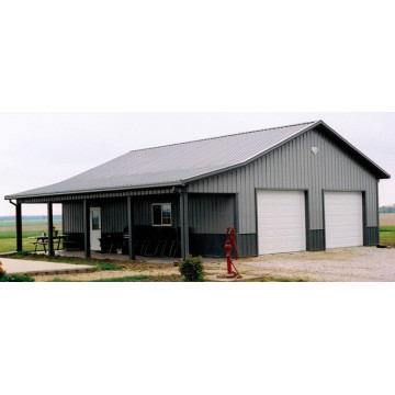 Leichtstahl-Strukturschuppengebäude (KXD-SSB1413)