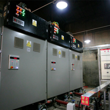 High voltage Electric Solid  Heat Storage boiler
