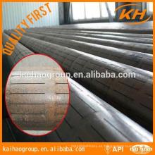 API 5CT J55 / K55 / N80 Tubo de encaje ranurado