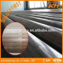 API 5CT J55/K55/N80 Slotted Casing Pipe
