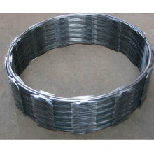 Galvanized Razor Barbed Wire Cbt-65