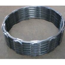 Galvanized Razor Barbed Wire Cbt-65