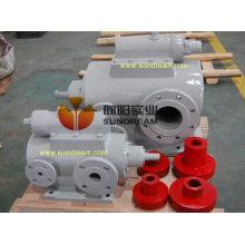 Lq3g Bomba de três parafusos / bomba de parafuso triplo para líquido de alta viscosidade