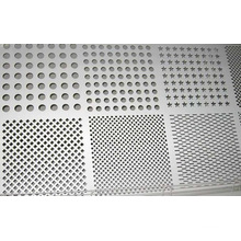China Manufacturer of Perforated Metal